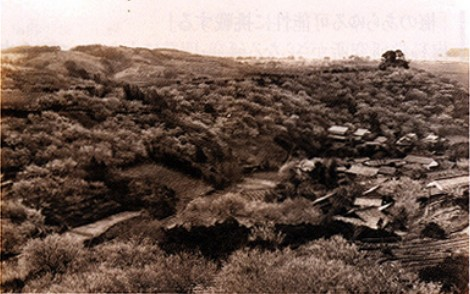 昭和初期の梅園