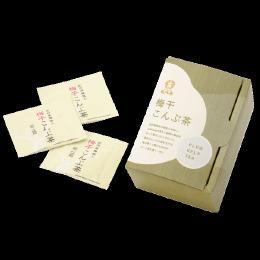 梅干こんぶ茶 1.5×20袋
