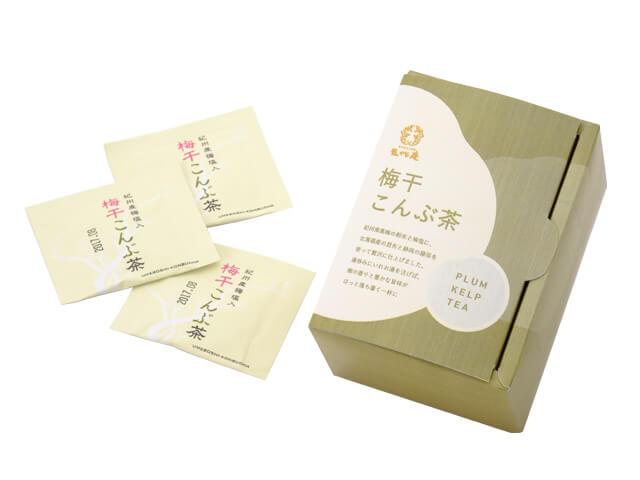 梅干こんぶ茶 1.5g×20袋 (キャンペーン価格)