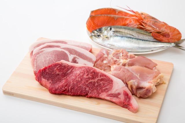 現代の食品は酸性に偏りやすい