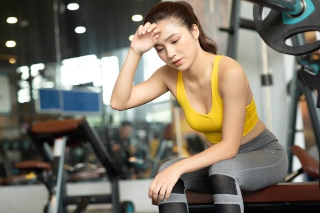 スポーツの疲労は体内の酸性値を変え、疲労蓄積へ